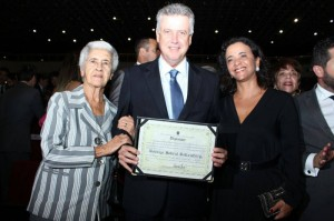 rollemberg:Diplomacao
