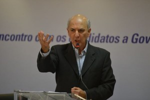 #Arruda participa de sabatina na FECOMERCIO