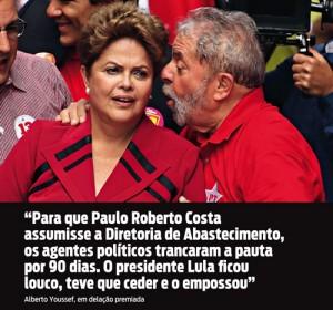 Petrobras:Dilma