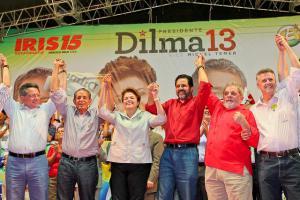 Para se eleger senador nas eleições de 2010, Rollemberg idolatrava petistas e não via corrupção nem incompetência do PT. Agora...