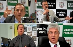 Jorge Xavier, Eric Seba, Maurílio Lima e João Carlos Lóssio são os nomes especulados para ocupar o cargo
