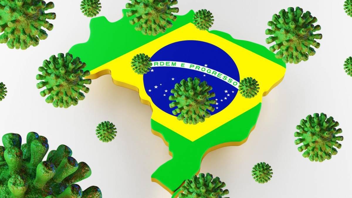 Resultado de imagem para PANDEMIA E O BRASIL